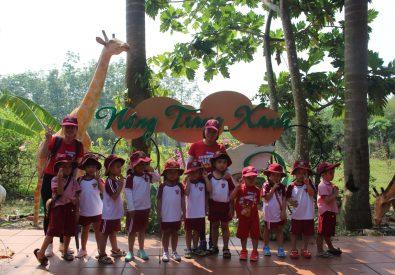 SmartKids International Kindergarten Thao Dien