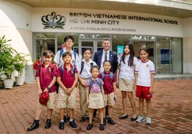 British Vietnamese Intern...