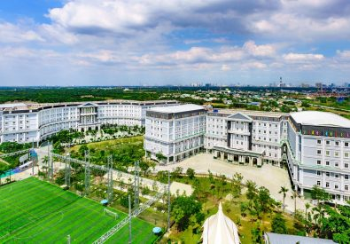 International School Ho Chi Minh City, Secondary Campus