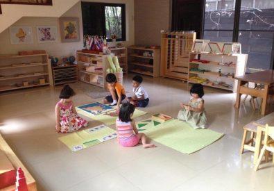 John Wyatt Montessori Nongdon