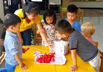 Kinder Bear Academy International Preschool