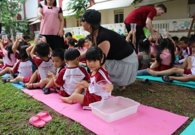 Saigon Academy International Kindergarten, Ta...
