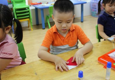 Saigon Academy International Kindergarten, Th...