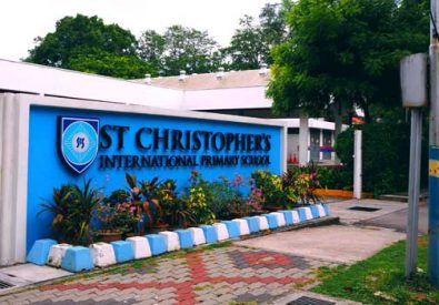 St. Christopher's International Primary...