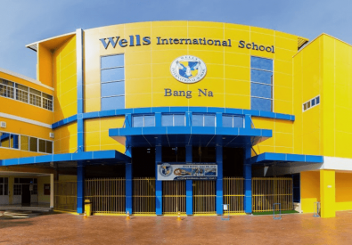 Wells International School Bang Na Campus
