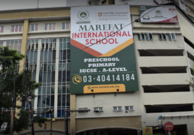 Marefat International Sch...
