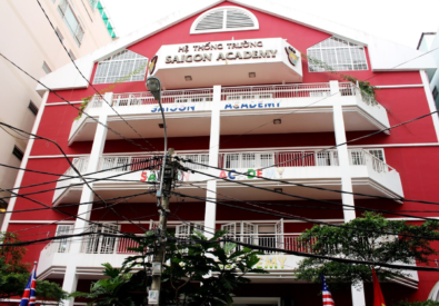 Saigon Academy International Kindergarten, Di...