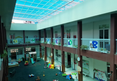 Saigon Academy International Kindergarten Tra...