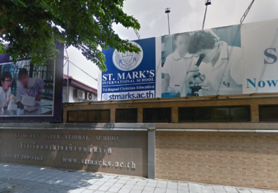 St Mark's International School Bangkok